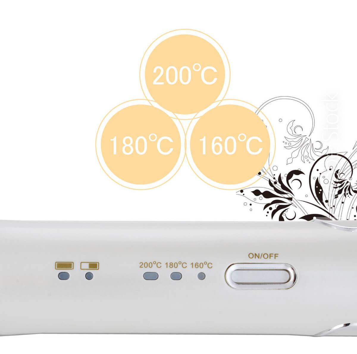 海外でも使用できるUSB充電式ヘアアイロン LIP IRON(リップアイロン)